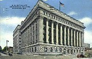MW Mutual Life Insurance Co Building - MIlwaukee, Wisconsin WI Postcard