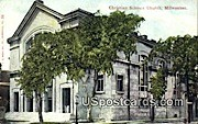 Christian Science Church - MIlwaukee, Wisconsin WI Postcard