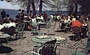 Lakefront Terrace - Lake Mendota, Wisconsin WI Postcard