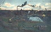 Mill District - Appleton, Wisconsin WI Postcard