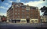 Avalon Motor Hotel - Waukesha, Wisconsin WI Postcard