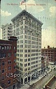 Majestic Theatre Building - MIlwaukee, Wisconsin WI Postcard