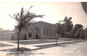 Washington Park Recreation Center - Racine, Wisconsin WI Postcard