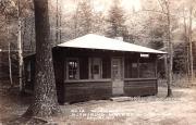 Murmuring Waters - Sayner, Wisconsin WI Postcard