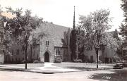 First Methodist Church - Sheboygan, Wisconsin WI Postcard