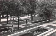 Trout Ponds - Saint Croix Falls, Wisconsin WI Postcard