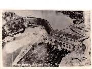 Tower House - Saint Croix Falls, Wisconsin WI Postcard
