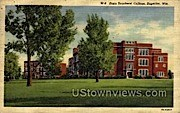 State Teachers College - Superior, Wisconsin WI Postcard