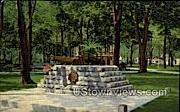 Spanish War Veterans Monument - Sheboygan, Wisconsin WI Postcard