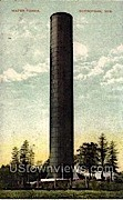 Water Tower - Sheboygan, Wisconsin WI Postcard