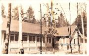 State Rehabilitation Camp - Tomahawk Lake, Wisconsin WI Postcard