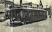 Milwaukee Electric Railway - Wisconsin WI Postcard