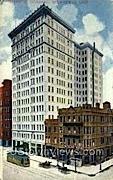 Majestic Building - MIlwaukee, Wisconsin WI Postcard