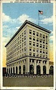 First American State Bank - Wausau, Wisconsin WI Postcard