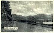 River Road  - Moundsville, West Virginia WV Postcard