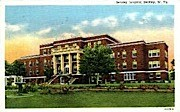 Beckley Hospital  - West Virginia WV Postcard