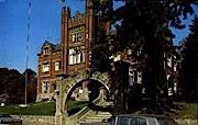 Salem College Administration Building  - West Virginia WV Postcard