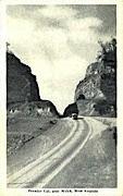Premier Cut  - Welch, West Virginia WV Postcard