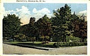Penitentiary - Moundsville, West Virginia WV Postcard