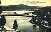 Cedar Lakes  - Ripley, West Virginia WV Postcard
