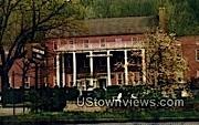 Park View Inn - Berkeley Springs, West Virginia WV Postcard