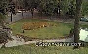Grave Creek Mound - Moundsville, West Virginia WV Postcard