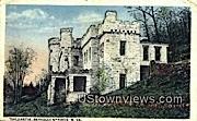 The Castle - Berkeley Springs, West Virginia WV Postcard