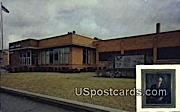 Thomas E Millsop Community Center - Weirton, West Virginia WV Postcard