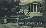 Greenbrier College for Women - Lewisburg, West Virginia WV Postcard