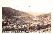 Route 15 - Webster Springs, West Virginia WV Postcard