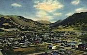 Jackson, Wyoming Postcard      ;      Jackson, WY