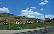J-Circles-S Ranch - Jackson Hole, Wyoming WY Postcard