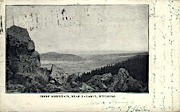Sheep Mountain - Laramie, Wyoming WY Postcard