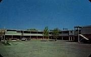 Hinton's Downtown Motel - Laramie, Wyoming WY Postcard