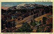 Laramie Peak - Misc, Wyoming WY Postcard