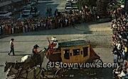 Jackson, Wyoming, WY Postcard