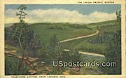 Union Pacific System, Wyoming Postcard      ;      Union Pacific System, WY