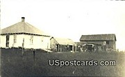 Real Photo  - Misc, Wyoming WY Postcard