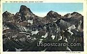 Grand Tetons, Wyoming Postcard      ;      Grand Tetons, WY