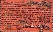 Old Wyoming, WY Postcard       ;      Old Wyoming, Wyoming - Old Wyoming Postcards