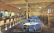 Kay's Bluebird Caf» - Jackson, Wyoming WY Postcard