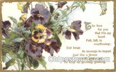 val001307 - Valentines Day Postcard Postcards