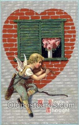 val001458 - Valentines Day Postcard Postcards