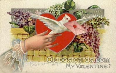 val001655 - Valentines Day Postcard Postcards
