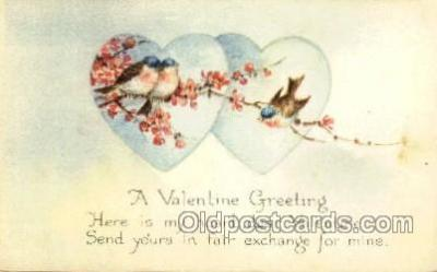 val001719 - Valentines Day Postcard Postcards
