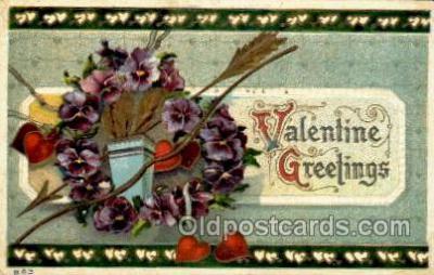 val001756 - Valentines Day Postcard Postcards