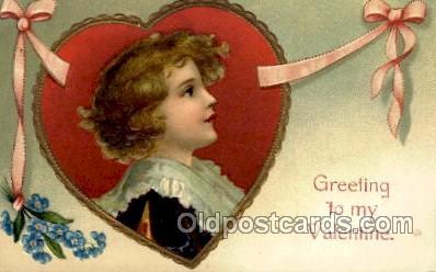 val001772 - Valentines Day Postcard Postcards