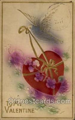val001836 - Valentines Day Postcard Postcards