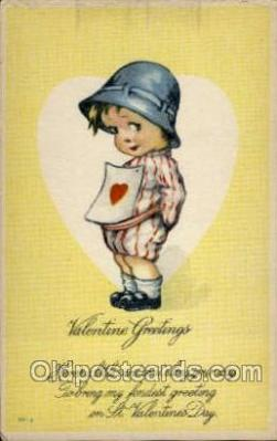 val001875 - Valentines Day Postcard Postcards