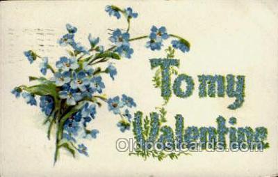 val001943 - Valentines Day Postcard Postcards